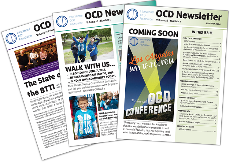 OCD Newsletter